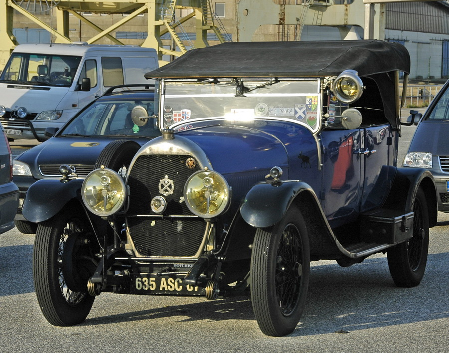 Hotchkiss AM2 de 1925